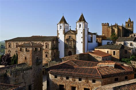 Go To Caceres From Madrid Seville Lisbon And Merida