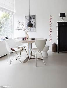 Bodenbelag Küche Linoleum : die neue linoleum generation linoleum fu boden esszimmer und wohnzimmer ~ Watch28wear.com Haus und Dekorationen