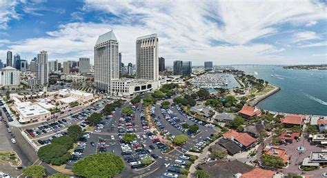 Expect Big Changes For San Diego Seaport Village People