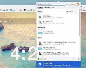 Dropbox Is A Popular Cloud Storage Platform That Allows