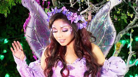 fairy princess makeup youtube