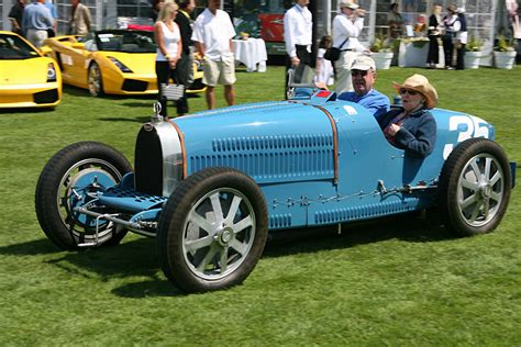 Bugatti Type 35C - 2006 The Quail, a Motorsports Gathering