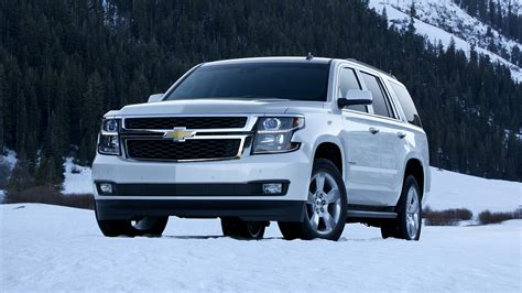 Black Chevy Tahoe Wallpaper by 2015 Chevrolet Tahoe Wallpapers And Hd Images Car Pixel