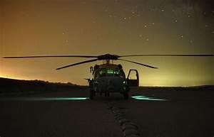 black, night, helicopters, stars, Sikorsky, hawk ...