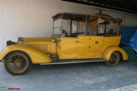 Garbage Garage Limousine by The Nizam Of Hyderabad S Collection Of Cars And Carriages