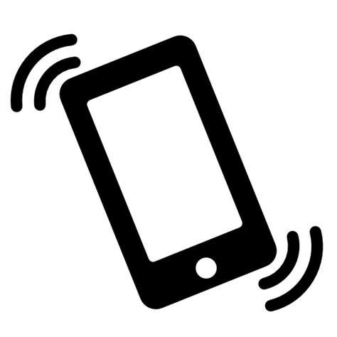 shake it mobile phone icon free icons