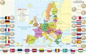 eu fläche politisch administrative karten