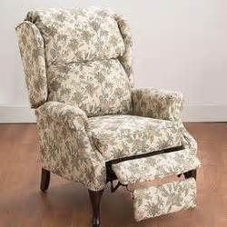 el ran 174 hemmingway reclining wing chair sale prices
