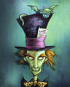 Gothic Mad Hatter From Alice in Wonderland by ...