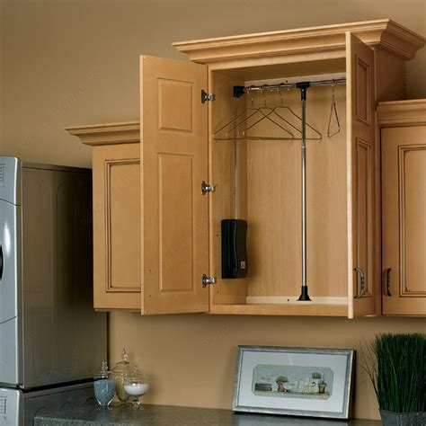 Closet Hardware by Pull Closet Rod For Wall Cabinet Richelieu Hardware