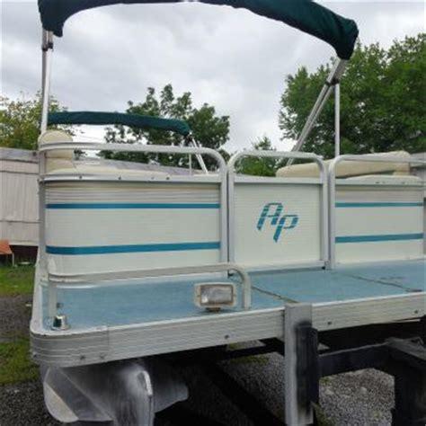 aqua patio pontoon ladder aqua patio pontoon 1996 for sale for 6 500 boats from