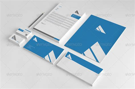 13 corporate identity package designs to download free premium templates