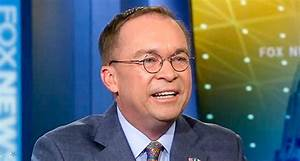 Mick Mulvaney: Trump 'Is Not A White Supremacist -- How ...