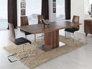 table contemporaine doha zd1 tab r c 055jpg With salle À manger contemporaine avec table en pierre
