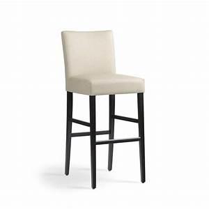 Tabouret De Bar Tissu : tabouret de bar en bois et tissu shawn mobitec 4 pieds tables chaises et tabourets ~ Teatrodelosmanantiales.com Idées de Décoration