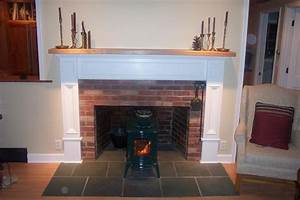 Brick, Laminate, Picture, Brick, Fireplace, Surrounds