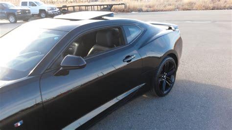 2016 Camaro Ss Black Beauty