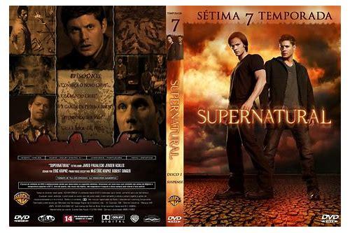 baixar supernatural 1 temporada dublado 720p