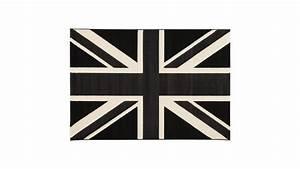 Tapis Rond Noir Et Blanc : tapis rectangulaire union jack poole drapeau anglais ~ Dailycaller-alerts.com Idées de Décoration