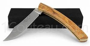 Couteau à Bois : couteau le thiers manche bois de serpent couteaux le ~ Edinachiropracticcenter.com Idées de Décoration