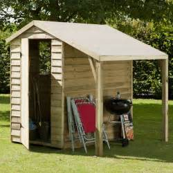 6X4 Shed Lean to Plans