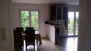 casser mur entre cuisine et salle salon With ouverture entre cuisine et salon