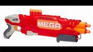 All The Nerf Mega Guns