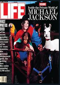 Life Commemorative: Michael Jackson: Life Magazine ...