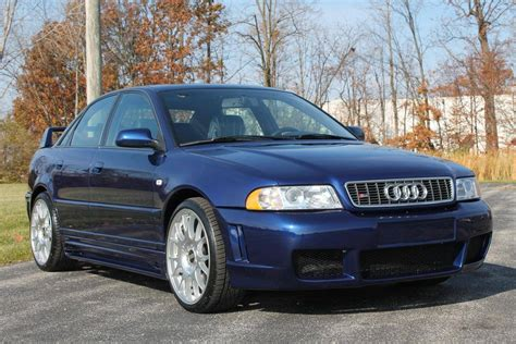 Audi S4 For Sale by 2001 Audi S4 For Sale 2055798 Hemmings Motor News