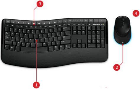 Wireless Comfort 5000 by Microsoft Csd 00001 Wireless Comfort Desktop 5000 Keyboard