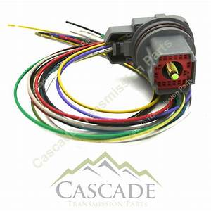 Transmission Solenoid Block Wire Harness Repair Kit