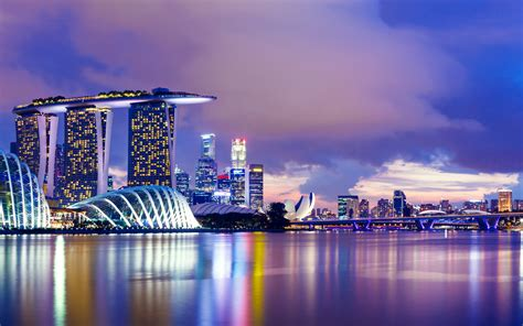 Marina Bay Sands Wallpapers Travel Hd Wallpapers