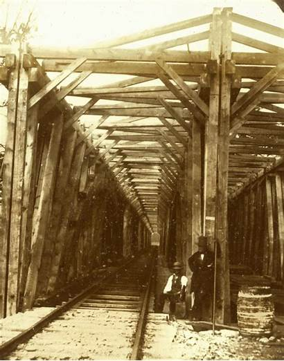 Entrance Standing History Williamsport Railroad 1854 Chubachus