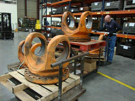 drive shaft repair machine service
