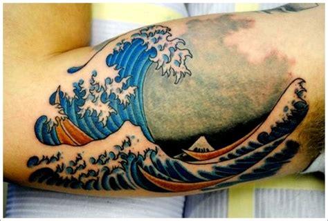 japanese water tattoo designs