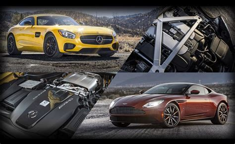 Aston Martin Db11 Or Mercedes-amg Gt S? » Autoguide