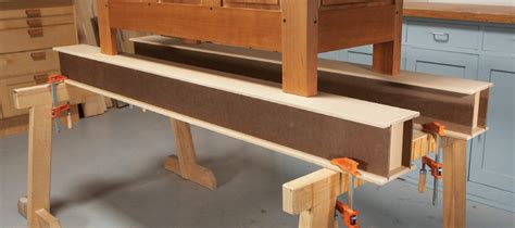 torsion beams popular woodworking magazine