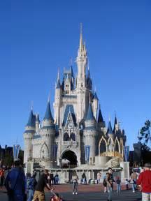 Orlando Magic Kingdom Cinderella Castle