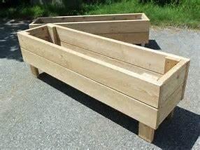 Jardiniere Haute Sur Pied : quel vernis maquette bois bac a fleurs en bois ~ Melissatoandfro.com Idées de Décoration