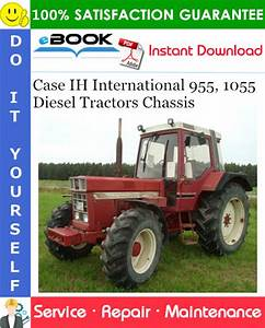 Best  U2606 U2606 Case Ih International 955  1055 Diesel Tractors