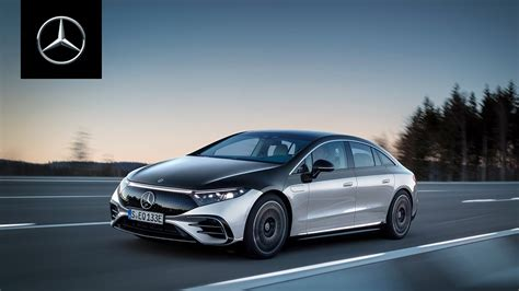 VIDEO Mercedes unveiled EQS, its first all-electric sedan ...