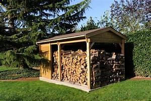 Abri De Jardin Ouvert : cr ez galement votre abri b ches avec maisonelle abri ~ Premium-room.com Idées de Décoration