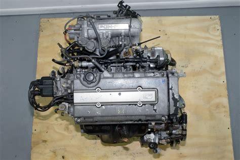 Compression Tested Jdm Honda Civic Crx Engine Obd