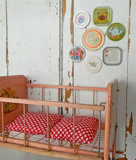 chambre retro idée déco chambre bébé vintage