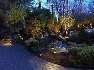 Landscape lighting smitty s landscaping cedar grove