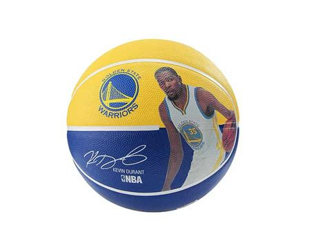 spalding nba player kevin durant basketball review