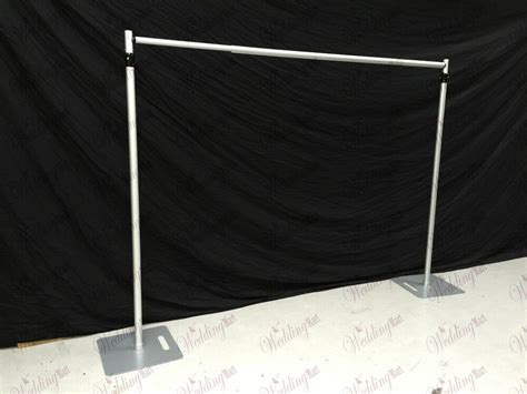 Where To Buy Pipe And Drape - 10ft telescopic wedding backdrop stand pipe and drape