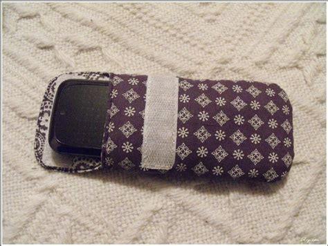 un 233 tui t 233 l 233 phone portable en tissu r 233 ginou et doudou