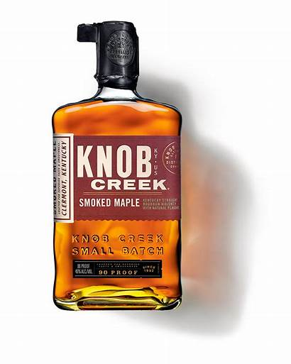 Bourbon Maple Knob Creek Smoked Kentucky Knobcreek