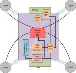 Wiring Diagram Quadcopter